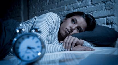 Una batalla contra el insomnio