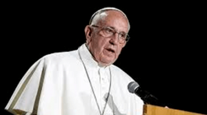"""Papa Francisco: """"Hombre que paga por sexo es criminal"""""""