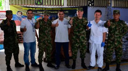 3,7 toneladas de arroz donaron al Banco de Alimentos de la Diócesis de Cúcuta