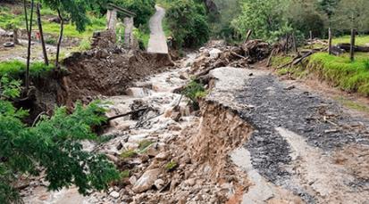 Vuelven las lluvias a Norte de Santander y con ellas, las emergencias