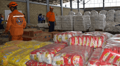 """""""Dejen entrar y distribuir en paz la ayuda humanitaria"""": Obispos de Venezuela"""