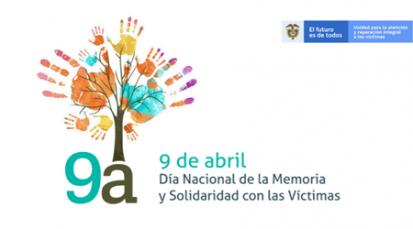 9 de Abril: Día de la Memoria y la Solidaridad con las Víctimas del Conflicto Armado