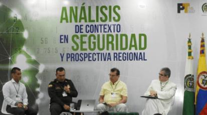Lo que pasa en Cúcuta impacta a medio país: Coronel Palomino en foro social