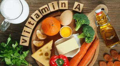 ¿Conoces los beneficios de la vitamina A?