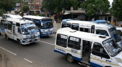 En Cúcuta y área metropolitana se modifica el 'placa día' para transporte público