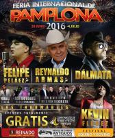 Feria Internacional Pamplonesa 2016