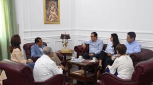 La Unisimón articulará acciones con la Gobernación para fortalecer la Educación Superior