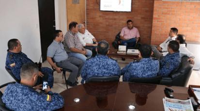 Alcalde de Cúcuta anuncia gestión para mejorar condiciones del centro penitenciario