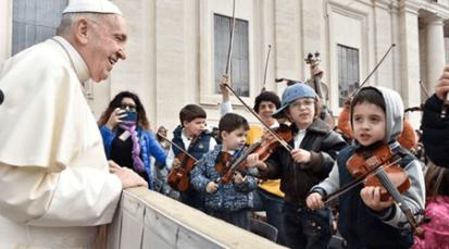 Papa Francisco: Dios nos llama por nuestro nombre, nos ama personalmente