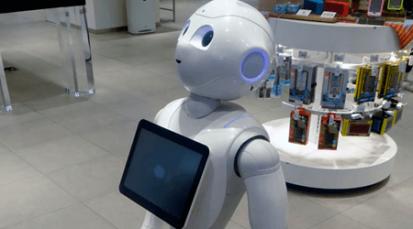 Enfermería, la profesión que los robots no consiguen imitar