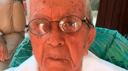 Fallece el padre Ángel Clavijo, fundador de la Iglesia La Candelaria