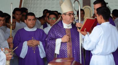 No perdemos un sacerdote, ganamos un hermano en la viña del Señor: Monseñor Víctor Ochoa