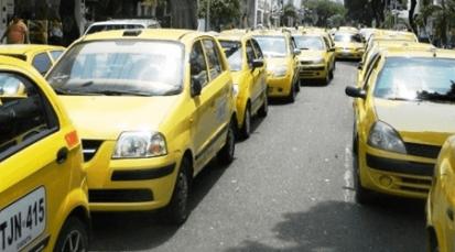 Taxistas inconformes a causa de un Censo