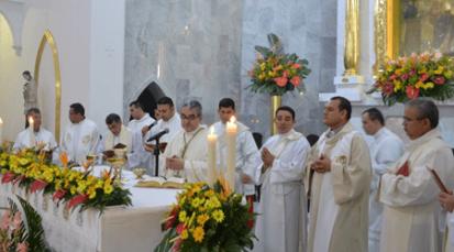Diócesis de Cúcuta se une en oración por Venezuela