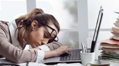 Estrés laboral puede producir problemas mentales
