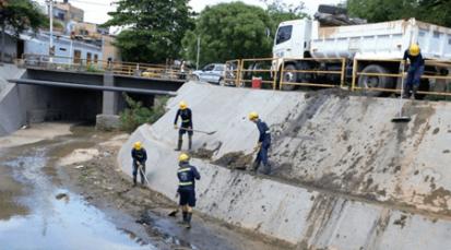 Crítica situación del Canal Bogotá