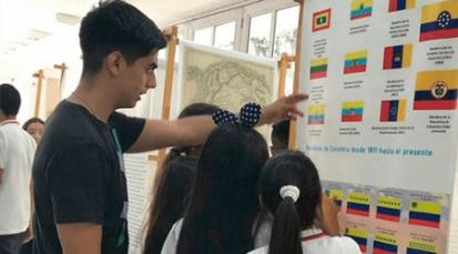 """""""Llegó el museo"""" se toma las salas de lectura de Norte de Santander"""