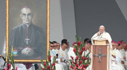 Misa Papal por las víctimas del conflicto y Beatificación de Sacerdotes Colombianos en Villavicencio
