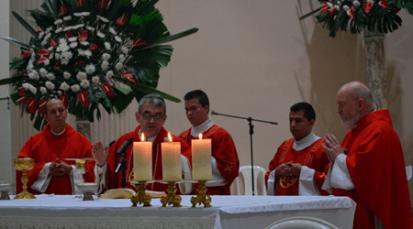Pentecostés es la fiesta de la unidad de la Iglesia