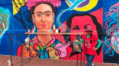 Inscripciones abiertas para Encuentro Internacional de Muralismo