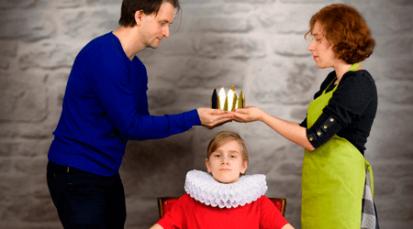 """Atención padres: ¿Educan en la cultura del """"pobrecito yo""""?"""