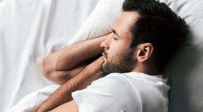 El que tiene fe duerme mejor