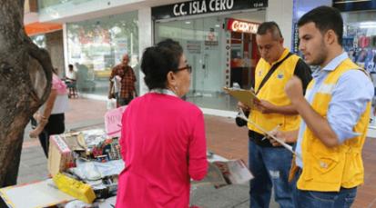 Cúcuta avanza en la actualización de la información del Sisbén